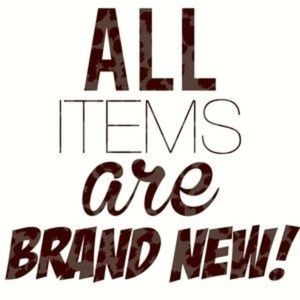 Other - ONLY BRAND NEW ITEMS FROM MY STORE